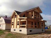 Профессиональная сборка деревянных домов и бань